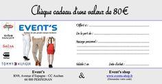 Quatrième modèle chez events-shop.fr  Existe pour 20, 30, 50 et 80 €