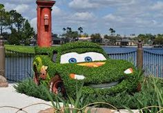 Orlando Flower and garden 2013 Festival!  Stay in a vacation home!