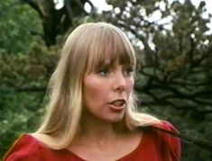"""""""Joni Mitchell is - as close to an angel as - a human can get""""  Stunning color footage of a young Joni Mitchell, 1966"""