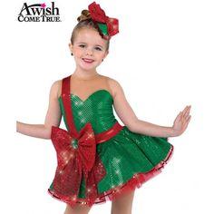 Regalo para usted - Carácter Navidad - traje de la danza