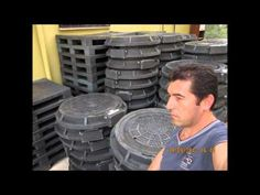 Ankara istanbul izmir antalya manhole covers firms plastic manhole 0090 216 482 94 34 - YouTube