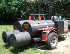 Wood Smoker Designs | The BBQ Thread - CrossFit Discussion Board