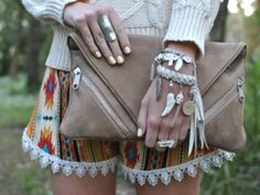 navajo fashions | navajo style 25 Pocahontas made over: Navajo Style (26 photos)
