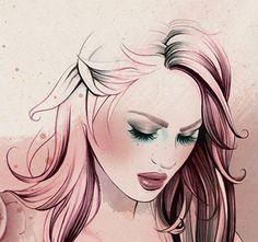 The Creation by Cristina Alonso #FantasyArt #Beauty