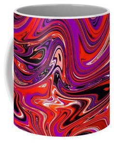 Mugs For Sale, Abstract Drawings, Tag Art, Basic Colors, Color Show, Marines, Fiber Art, Colorful Backgrounds, Fine Art America