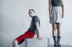 Atelier B.  J'adore la jupe!/I love the skirt!