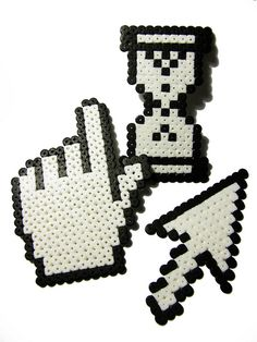 Cursors by Chicle sin azucaR, via Flickr