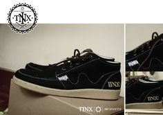 SOLD OUT | Tinx Limited Edition Denim Shoes design by uphique