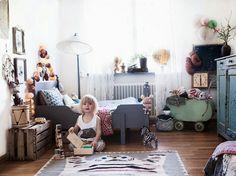 Quedamos en... Una habitación infantil