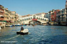 Grand Canal, Rialto, Venise