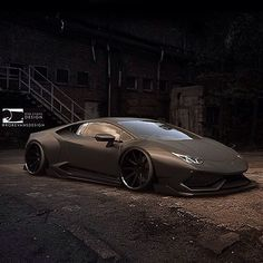 Instagram media by carinstagram - LB Works inspired Carbon Widebody Lamborghini Huracan By @robevansdesign