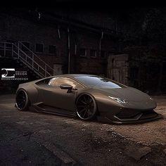 LB Works inspired Carbon Widebody Lamborghini Huracan