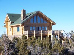 Log Homes And Log Cabin Kits Floor Plans Nationwide By Frontier Log Homes