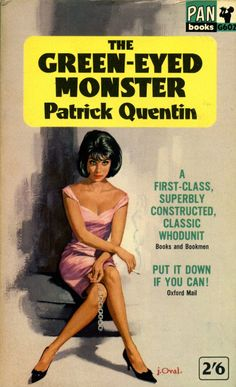 The Green-Eyed Monster by Patrick Quentin.