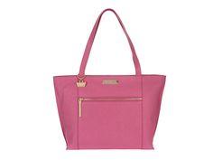 Portobello 'Brie' Fuchsia Saffiano Leather Handbag  #myluxury #bags #envy #style #fashion