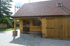 Upper Floored Oak Building 1 - Oakcraft