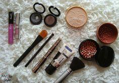 MY LIFESTYLE: Mój codzienny makijaż