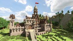 Wulhurst Keep Minecraft Project