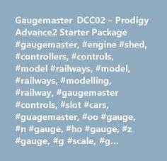 Gaugemaster DCC02 – Prodigy Advance2 Starter Package #gaugemaster, #engine #shed, #controllers, #controls, #model #railways, #model, #railways, #modelling, #railway, #gaugemaster #controls, #slot #cars, #guagemaster, #oo #gauge, #n #gauge, #ho #gauge, #z #gauge, #g #scale, #g #gauge, #o #gauge, #tt #gauge, #oo9, #o16.5, #shopping, #online #shopping…