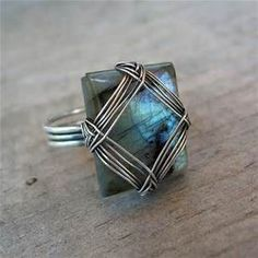 Free Wire Wrapped Rings Tutorial - Bing images