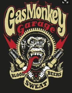Gas Monkey.