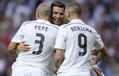 Real Madrid 3-1 Barcelona - Real Madrid 3-1 Barcelona