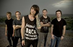 Blessthefall Announce 'Nut Up or Shut Up' Tour With A Skylight Drive, At the Skylines