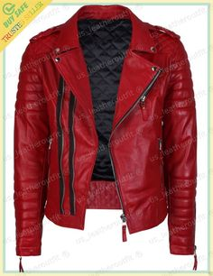 online shopping for Genuine Lambskin Quilted Leather Motorcycle Jacket Slim Fit from top store. See new offer for Genuine Lambskin Quilted Leather Motorcycle Jacket Slim Fit Lambskin Leather Jacket, Biker Leather, Quilted Leather, Leather Men, Leather Jackets, Sheep Leather, Red Leather Jacket Men, Quilted Jacket, Soft Leather