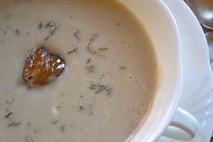 Kartoffel Maroni Suppe - Die Kartoffel Maroni Suppe ist eine einfache,winterliche und sättigende Suppe.