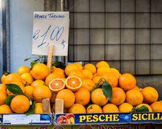 Catania, Fresh Fruit, Berries, Orange, Bury, Blackberry, Strawberries