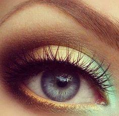 Ombré eyes
