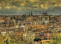Scegli la zona dI Roma che più ti si addice