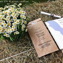 Dettagli allestimento matrimonio country chic   Wedding designer & planner Monia Re - www.moniare.com   Organizzazione e pianificazione Kairòs Eventi -www.kairoseventi.it