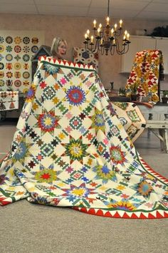 Quilt or Stitch? How about both?: Quilt Class with Sandy Klop