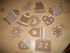 Gingerbread Cookies, Advent, Christmas, Kunst, Gingerbread Cupcakes, Xmas, Navidad, Noel, Natal