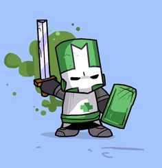 Castle Crashers Rocks favourites by Cazamanga on DeviantArt