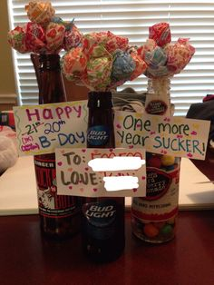 my gift to my brother for his 20th birthday 20 things for your