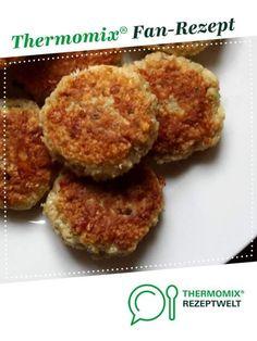 Vegetarische Frikadellen von sale0975. Ein Thermomix ® Rezept aus der Kategorie Grundrezepte auf www.rezeptwelt.de, der Thermomix ® Community.