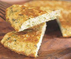 ... Salmon and Herb Frittata | Recipe | Smoked Salmon, Salmon and Herbs