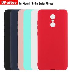 UPaitou Ultra Thin Soft TPU Case for Xiaomi Mi 5 5S 5C 5X Plus 6 Redmi Note 2 3 4 4X 4A 5A Pro Prime Mi Max Mix 2 Cover Case  Price: 1.51 USD