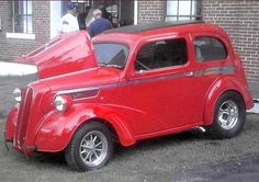 1948 Ford Anglia Coupe (PA) - $72,900  Please call Andrew @ 814-226-5035 to see this Anglia.
