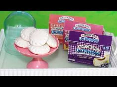 Doll Uncrustables Sandwich | DIY American Girl Doll Craft - YouTube