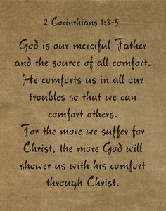 2 Corinthians 1:3-5