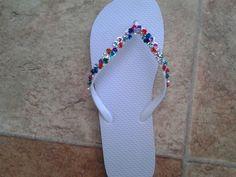 Jazz up your flip flops!
