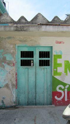 Isla Mujeres, Mexico #ridecolorfully