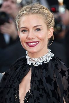 Sienna Miller at Cannes