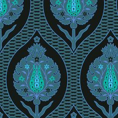 Serpentine 910f fabric by muhlenkott on Spoonflower - custom fabric