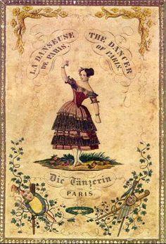 fanny elssler   Fanny Elssler: The Dancer of Paris