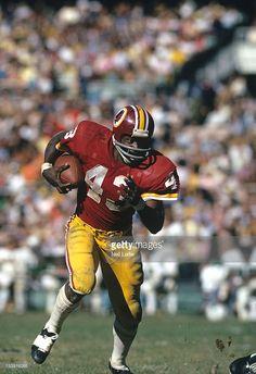 Washington Redskins Larry Brown (43) in action vs Philadelphia Eagles at  Robert F. 08b20fe9e