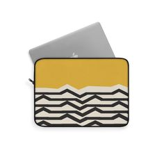 Modern Art Laptop Sleeve – WavyBazaar